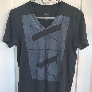 Men's t-shirt. Armani Exchange.